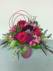 Jewel Tone Bouquet  from Catoosa Flowers in Catoosa, OK