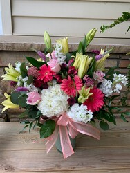 Fresh Garden Bouquet  from Catoosa Flowers in Catoosa, OK