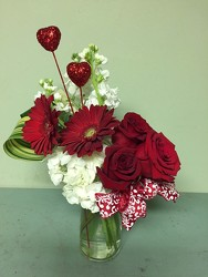 Enchanted Heart  from Catoosa Flowers in Catoosa, OK