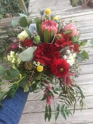 Bridal Bouquet  from Catoosa Flowers in Catoosa, OK