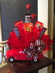 Mustang Candy Bouquet from Catoosa Flowers in Catoosa, OK