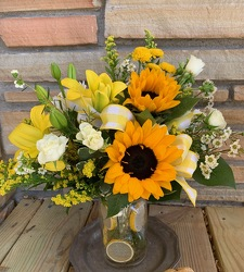 Sunshine and Lemonade from Catoosa Flowers in Catoosa, OK