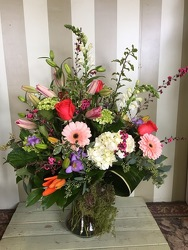 SPRING GARDEN BOUQUET  from Catoosa Flowers in Catoosa, OK