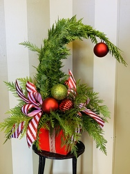 Who's Grinchy from Catoosa Flowers in Catoosa, OK