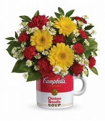 Campbell's Healthy Wishes from Catoosa Flowers in Catoosa, OK